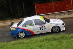 Thomas Andrey, Peugeot 405 Mi16, Racing Club Airbag,  2. Manche