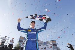 Переможець гонки Марк Гуссенс, Visit Florida Racing