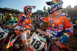 Glenn Coldenhoff y Jeffrey Herlings, Holanda