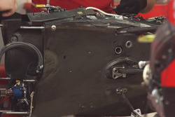 Ferrari SF70H gearbox