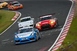 Volker Wawer, Michael Grassl, Porsche Cayman GT4 CS MR
