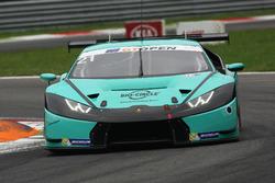 #21 Konrad Motorsport Lamborghini Huracan GT3: Hendrik Still, Paul Scheuschner