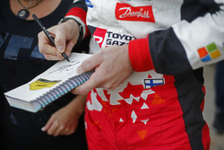 Кай Ліндстрьом, Toyota Yaris WRC, Toyota Racing