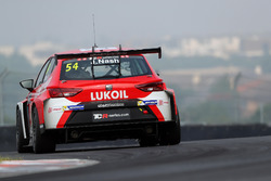 Джеймс Неш, Lukoil Craft-Bamboo Racing, SEAT León TCR