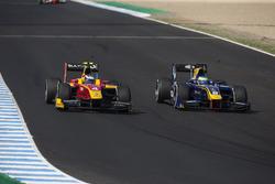 Gustav Malja, Racing Engineering and Oliver Rowland, DAMS