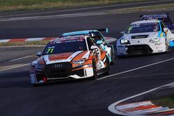 Цзян Теньи, ZZZ Team, Audi RS3 LMS TCR