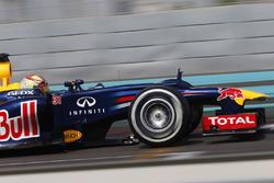 Робин Фрейнс, Red Bull RB8