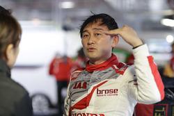Рио Мичигами, Honda Racing Team JAS