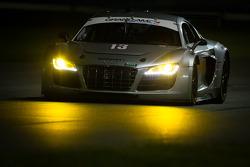 #13 Audi Sport Rum Bum Racing Audi R8 Grand-Am: Frank Biela, Christopher Haase, Matt Plumb, Markus Winkelhock