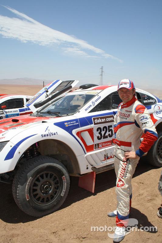 #325 Ford: Erik Wevers e Fabian Lurquin