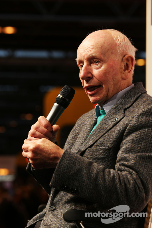 John Surtees, on the Autosport Stage