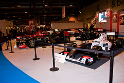 2012 F1 car Display