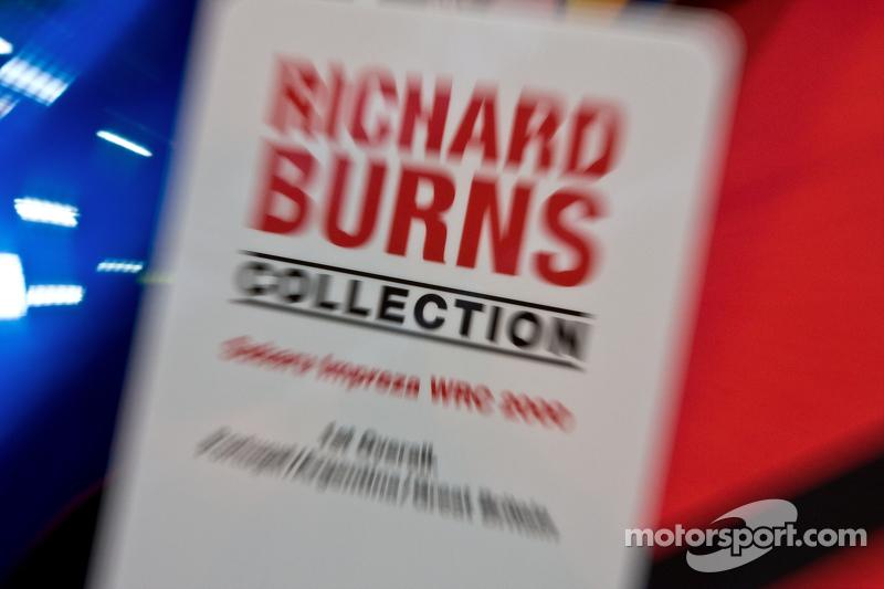 Richard Burns Rally Car Display