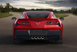 The 2014 Chevrolet Corvette Stingray