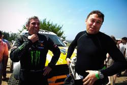 Leonid Novitsky and Konstantin Zhiltsov