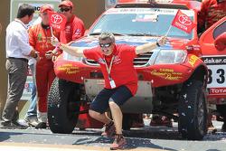 #337 Toyota: Geoffrey Olholm, Jonathan Aston