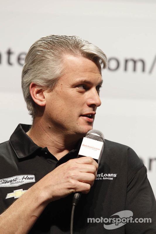 Matt Borland, chefe de Ryan Newman