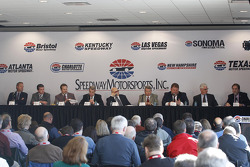 All Track CEO's of Speedway Motorsports, Inc