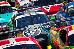 #45 Magnus Racing Porsche GT3