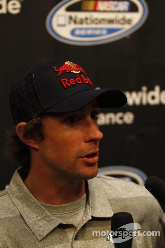 Travis Pastrana, Rousch Fenway Racing