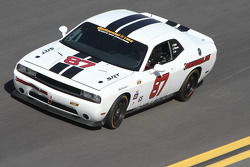 #87 Vehicle Technologies Dodge Challenger: Tony Ave, Jan Heylen, Doug Peterson, Moses Smith