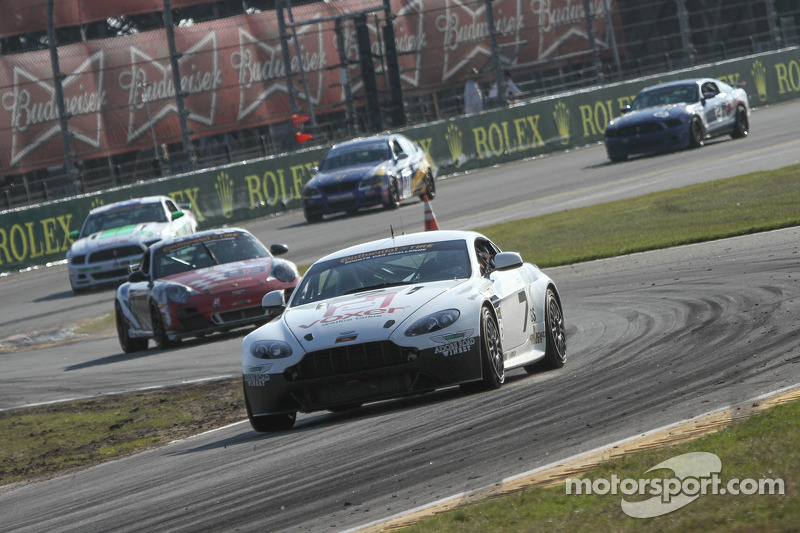#7 TRG/AMR Aston Martin Vantage