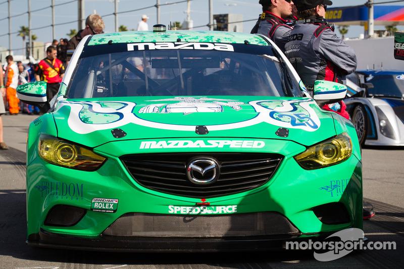 #25 Freedom Autosport Speedsource Mazda6 GX