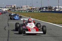 Formula Vee revival laps