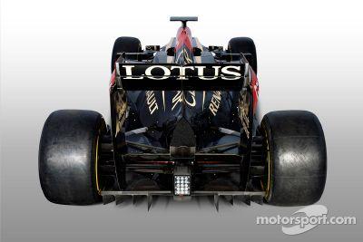 Lotus F1 Team E21, Lanzamiento
