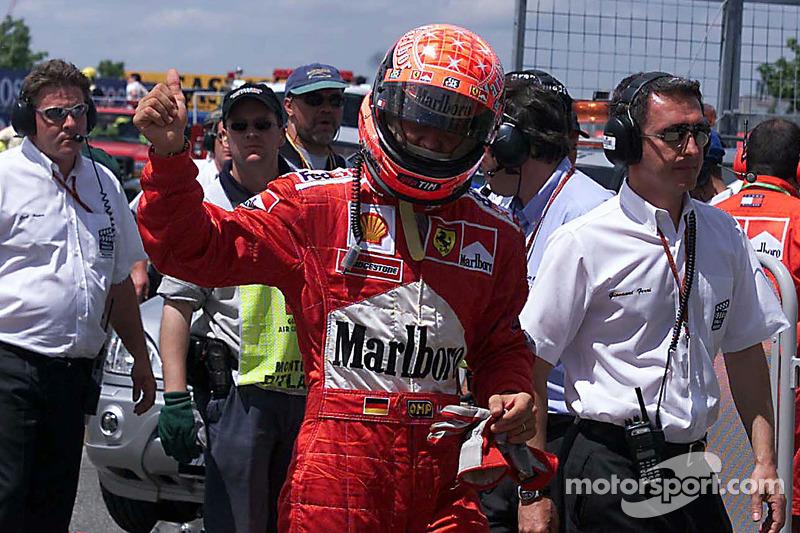 26. Canadá 2000, Ferrari F1-2000
