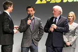 Darren Turner and David Richards, Aston Martin Racing