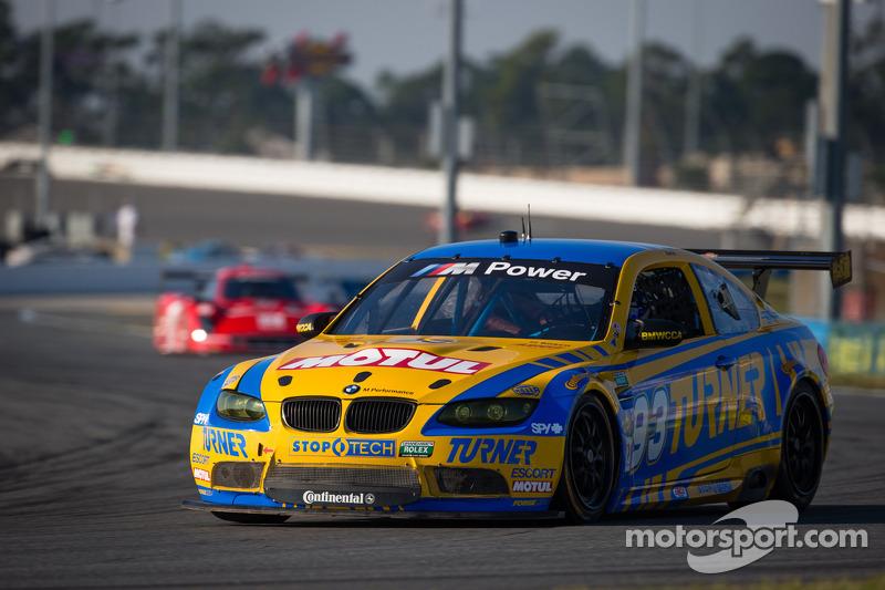 #93 Turner Motorsport BMW M3: Will Turner, Michael Marsal, Bill Auberlen, Maxime Martin, Andy Priaul