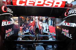 Scuderia Toro Rosso STR8: Aufhängung