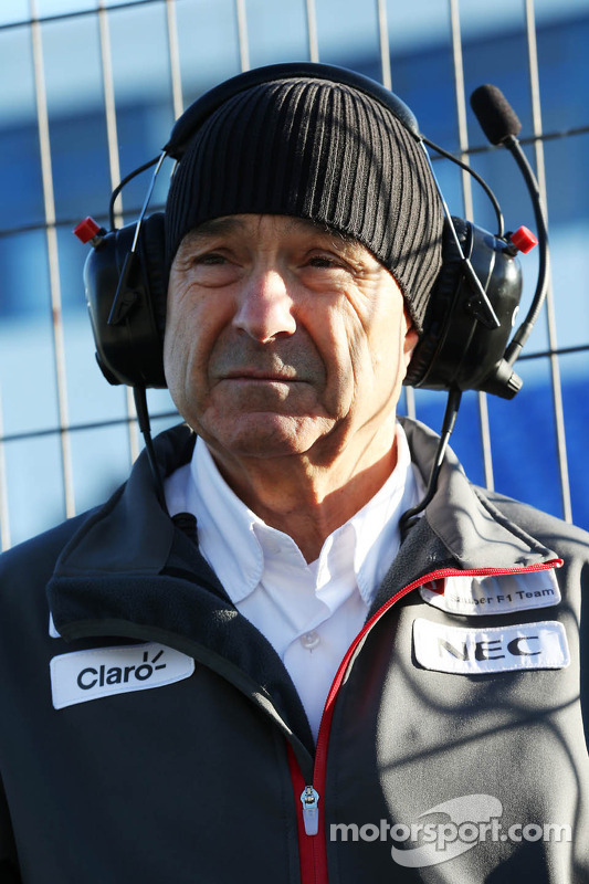 Peter Sauber, Presidente da Mesa Diretora da Sauber