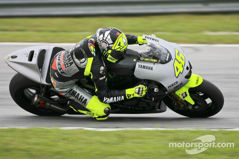 Tes Sepang 2013 - Yamaha Factory Racing