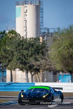 #02 Extreme Speed Motorsports Ferrari F458 Italia: Ed Brown, Anthony Lazzaro