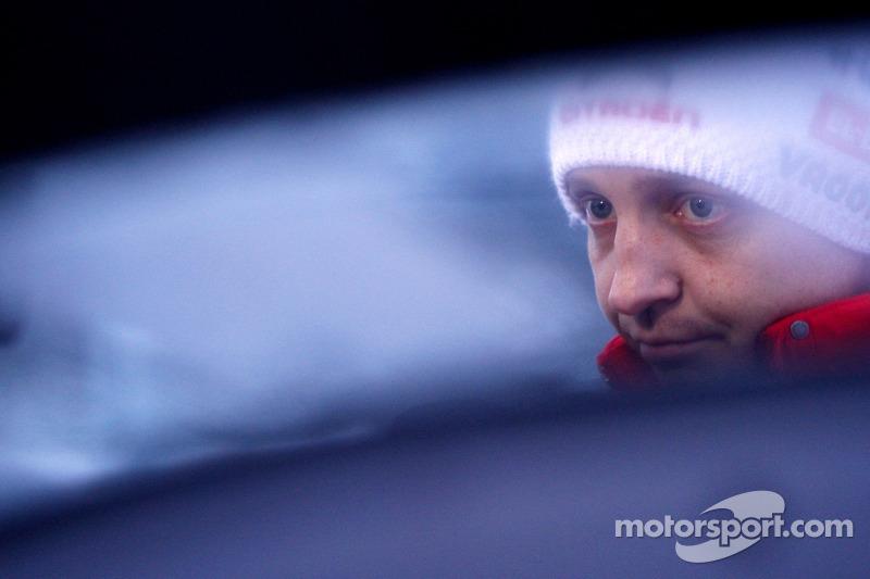 Mikko Hirvonen, Citroën DS3 WRC, Citroën Total Abu Dhabi World Rally Team