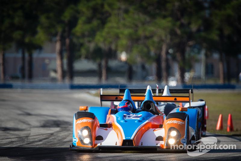 #7 BAR 1 Motorsports Oreca FLM09 Chevrolet: Rusty Mitchell, Chapman Ducote, Tomy Drissi