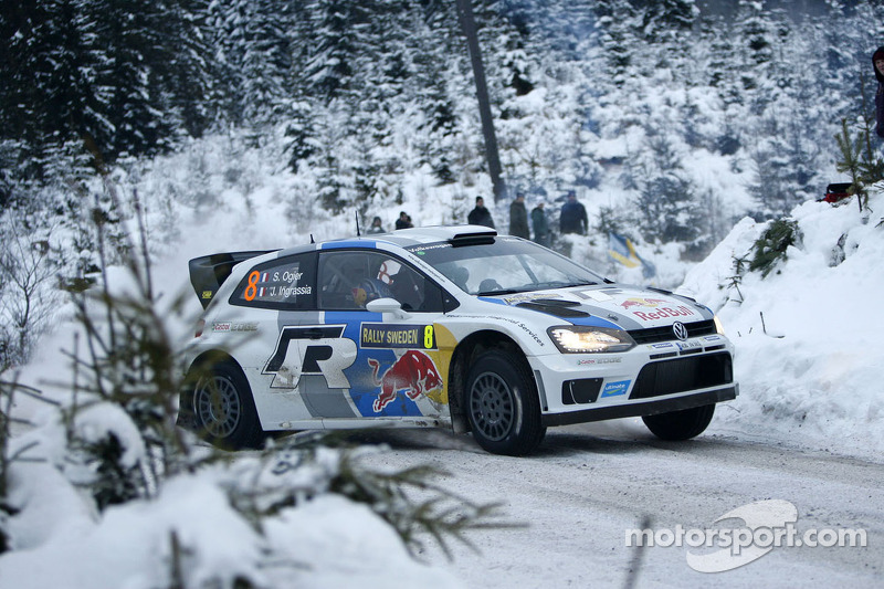 #2: Rallye Schweden 2013