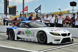 The 2013 BMW Z4 GTE