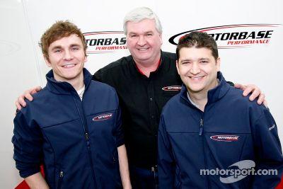 Motorbase Performance bevestigt rijders voor 2013