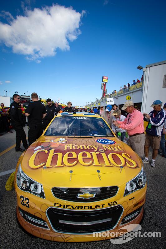 Carro de Austin Dillon, Richard Childress Racing Chevrolet