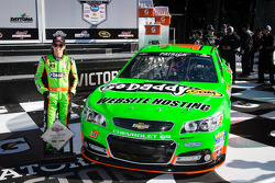 Pole-Position Danica Patrick, Stewart-Haas Racing, Chevrolet