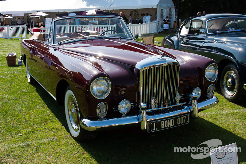 1962 Bentley S2 Continental Drophead