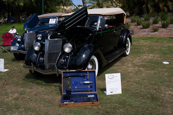 1936 Ford 4 Door Phaeton