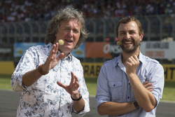 James May en Steve Pizzati