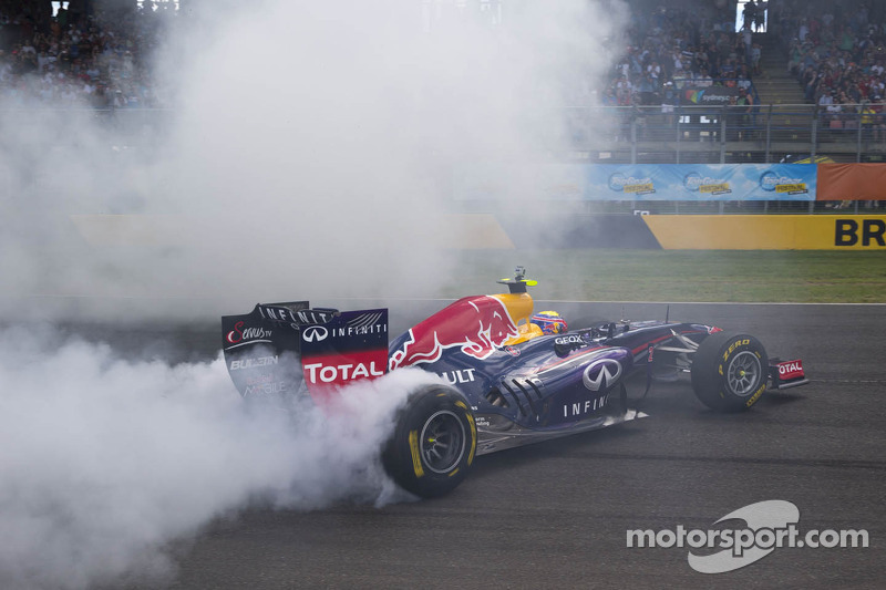 Марк Уэббер. Фестиваль Top Gear, особое событие.