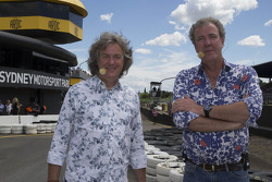 James May en Jeremy Clarkson