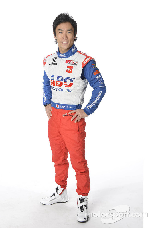 Takuma Sato, A.J. Foyt Racing