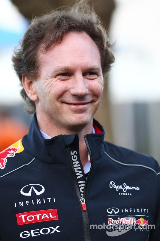 Christian Horner, Chefe de equipe da Red Bull Racing